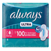 Ultra Super Plus 8 Sanitary Pads