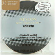 New Complexion One Step Compact Makeup Medium Beige 9.9g