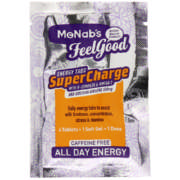 Supercharge Energy Tabs 50g