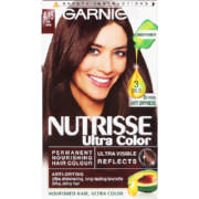 Nutrisse Permanent Nourishing Hair Colour Ultra Colour Iced Coffee 4.15