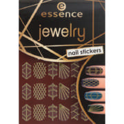 Nail Art Stickers Jewelry
