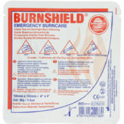 Emergency Burncare Gel Dressing 100mm x 100mm 40g
