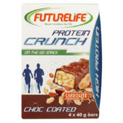 Crunch Bar Chocolate 4 Pack