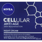 Cellular Anti-Age Skin Rejuvenation Facial Night Cream 50ml