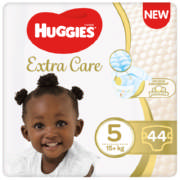 Extra Care Size 5 Nappies 44 Nappies