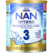 Nan Stage 3 Optipro Milk Powder For Young Children 400g