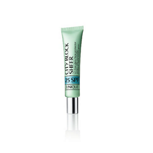 City Block SPF25 Sheer Oil-Free Daily Face Protector 40ml