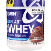 Blue Lab Premium Whey Chocolate 454g