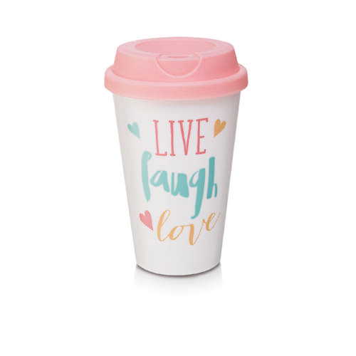Laugh Travel Mug 450ml