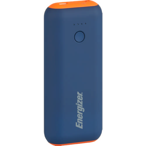 5000 mAh Power Bank Blue