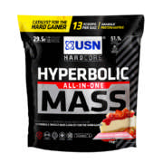 Hard Core Series Hyperbolic Mass Strawberry Cheesecake 1kg