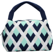 Lunch Bag Geometric Print