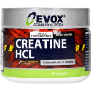 Muscle Performance Creatine HCL 90 Capsules
