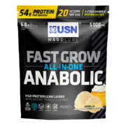 Hard Core Series Fast Grow Anabolic Vanilla 1kg