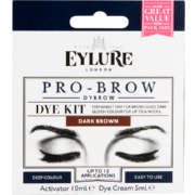 Pro-Brow Dybrow Dark Brown Dye Kit