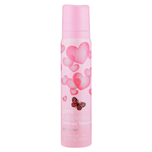 Pink Happiness Body Spray Delicate Moments 90ml
