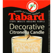 Citronella Night Glass Candle