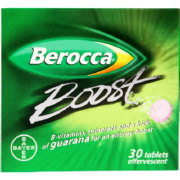 Boost 30 Effervescent Tablets