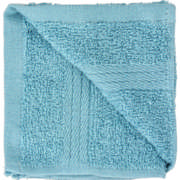 Cotton Guest Towel Empire Blue