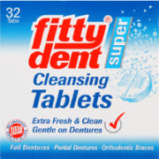 Super Cleansing Tablets 32 Tablets