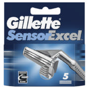 Sensor Excel Replacement Cartridges 5 Pack