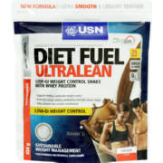 Diet Fuel Ultralean Low G.I Weight Control Shake Chocolate 454g