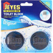 Toilet Block Original 2 Pack