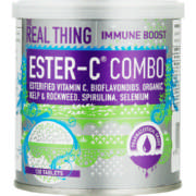Immune Boost Ester-C Combo 120 Tablets