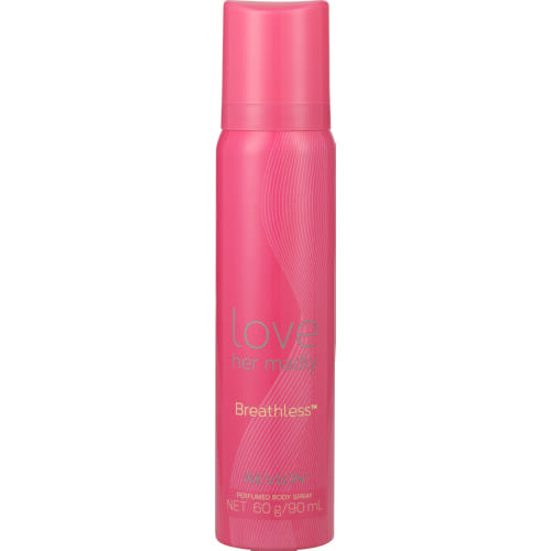 Love Her Madly Body Spray Breathless 90ml