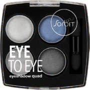 Eye To Eye Eyeshadow Quad Smoky Joe 6g