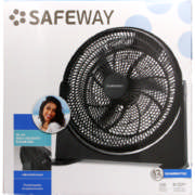 40cm High Velocity Floor Fan