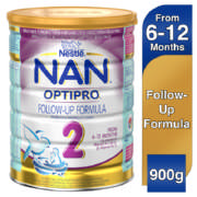 Nan Stage 2 Optipro Follow-Up Infant Formula 900g