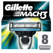 Mach3 Manual Blades 8-Pack