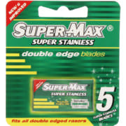 Super Stainless Double Edge 5 Blades