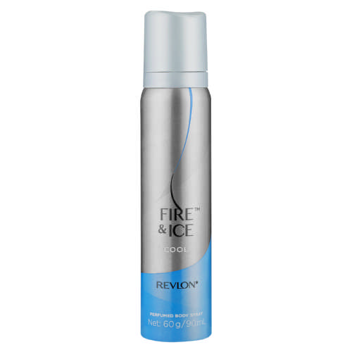 Fire & Ice Perfumed Body Spray Cool 90ml