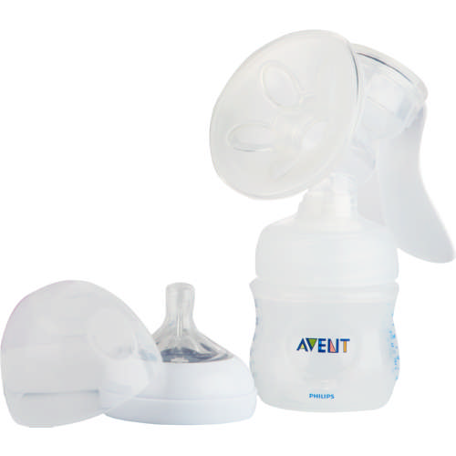 Manual Breast Pump