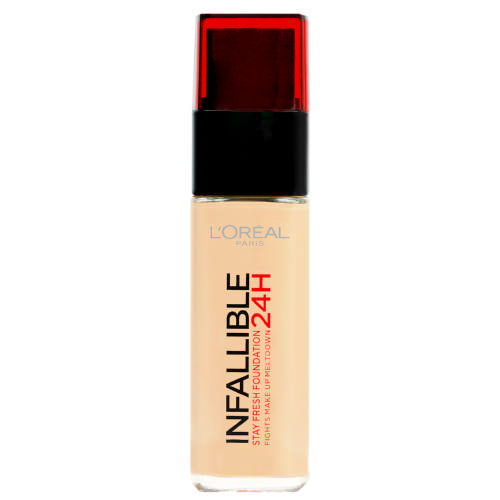 Infallible Natural Rose Stay Fresh Foundation 30ml