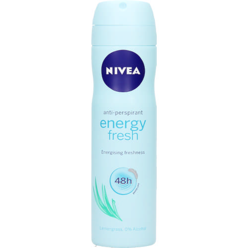 Anti-Perspirant Deodorant Energy Fresh 150ml