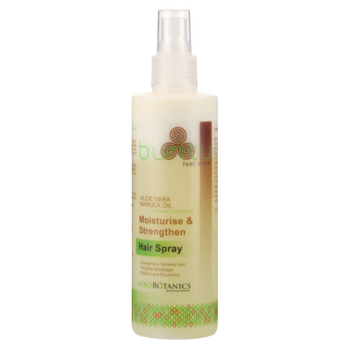 Buntu Aloe Vera & Marula Oil Hair Spray 250ml