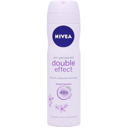 Anti-Perspirant Deodorant Double Effect 150ml