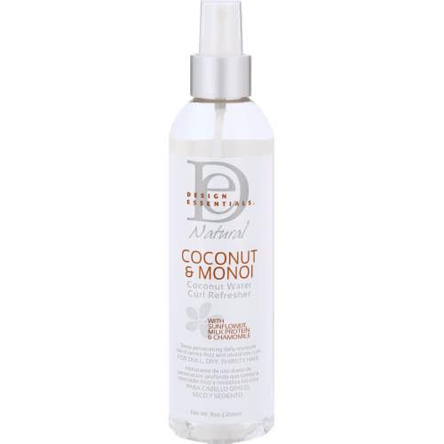 Design Essentials Coconut Monoi Curl Refresher 236ml Clicks