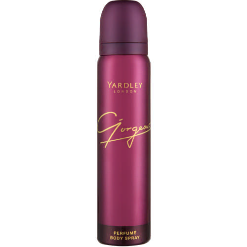 Gorgeous Perfume Body Spray 90ml