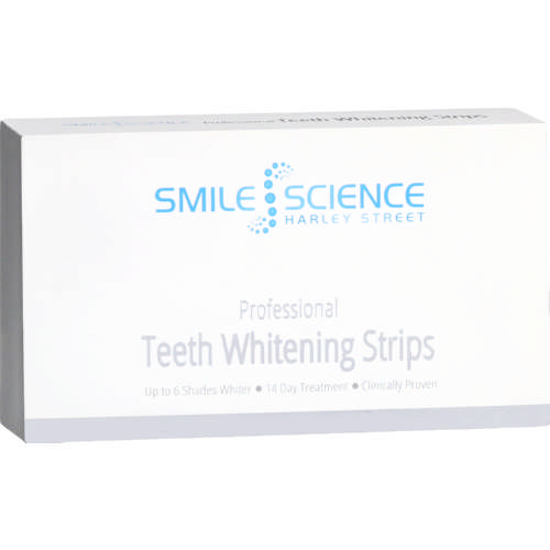 Smile Science Professional Whitening Strips Clicks