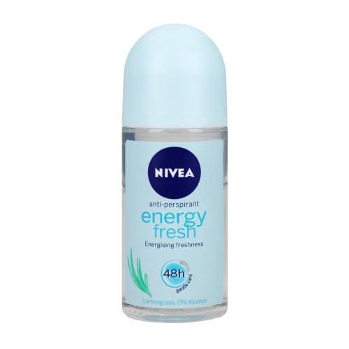 Anti-Perspirant Roll-On Energy Fresh 50ml
