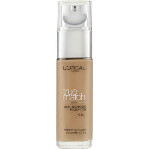 True Match Foundation Cream Beige 30ml