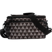 Mens Lunch Bag Triangle Print