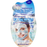 Dead Sea Salt & Seaweed Fabric Facial Mask