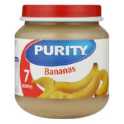 Second Foods Bananas 125ml