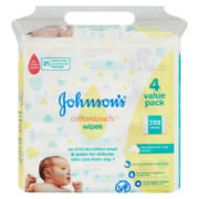 Baby Wipes Cotton Touch 288 Wipes