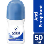 Women Antiperspirant Roll On Classic Dry 50ml
